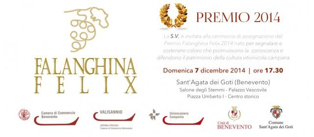 Premio Falanghina Felix 2014